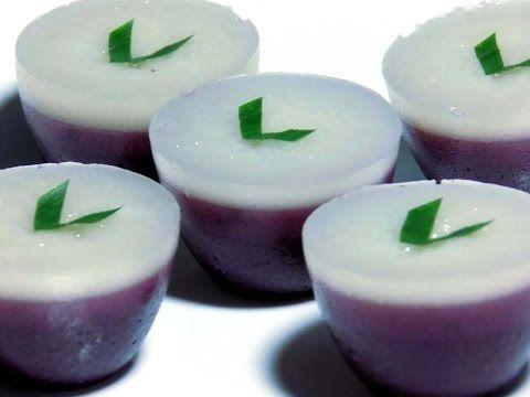 WN - resep kue talam cara membuat kue talam ubi jalar
