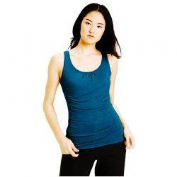 Sleeveless Blue Women's Top