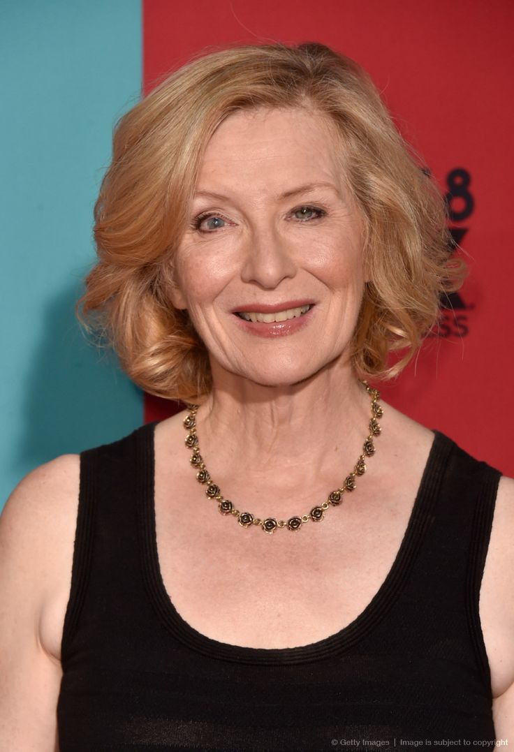Frances Conroy as *Gloria Mott* the mother of Dandy and lady about the town**
