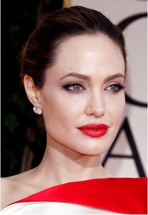 31 best images about JOLIE. on Pinterest | Red lipstick shades ...