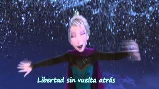 Libre soy! - Canción Latino- Frozen - Letra - YouTube