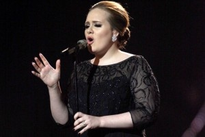 Adele - she totally rocks!