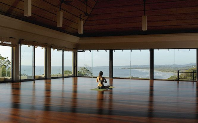 Blue Spirit Costa Rica - 1 of the 30 yoga studios to visit this lifetime! https://zenactivesports.com/30-incredible-yoga-studios/