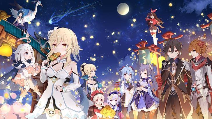 Genshin Impact Qiqi Genshin Impact Keqing Genshin Impact Hd Wallpaper In 2021 Anime Cute Anime Character Character Wallpaper Wallpaper hd pc genshin impact