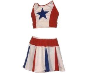 Prezzi e Sconti: #Widmann cheerleader costume child costume  ad Euro 12.02 in #Widmann #Giochivideogame giocattoli