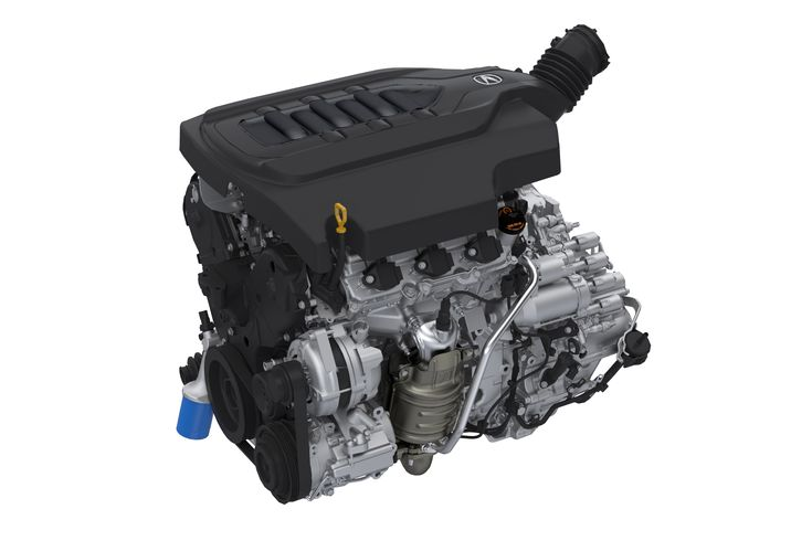 2014 Acura MDX engine