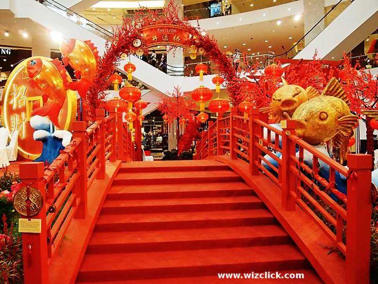 Shopping Mall lunar New Year Decoration 2015 - Tìm với ...