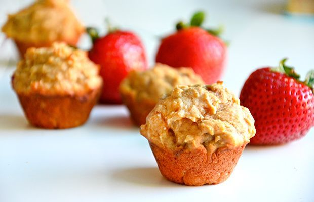 Peanut Butter and Jelly Breakfast Muffin Recipe