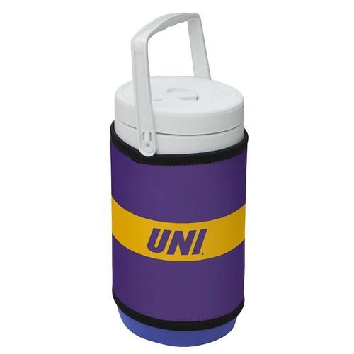 Northern Iowa Panthers Ncaa Rappz 1/2 Gallon Cooler Cover - VIC-810005UNI-002