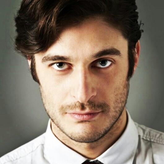Lino Guanciale. italian actor.