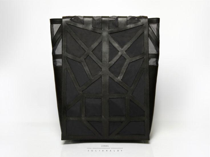 JULIA KALDY: The Corbel Bag