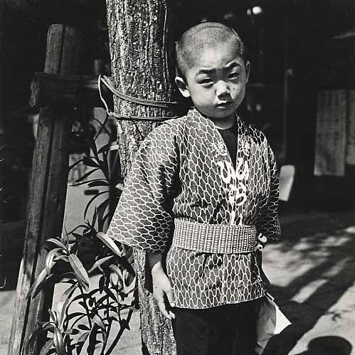 ISSEI SUDA: Japanese boy