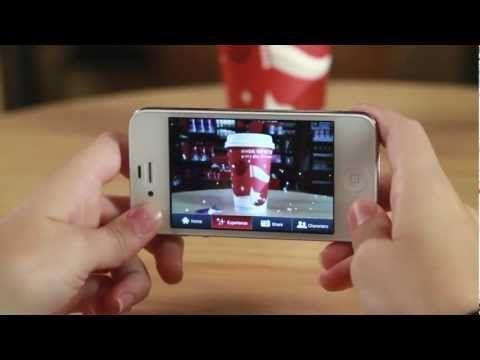 426d1d5c602d Starbucks Holiday Cups Come to Life With Augmented Reality App ...