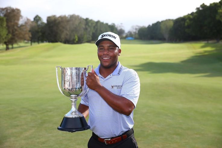 Harold Varner III put last seasons play-off heartbreak behind him to card a closing round of 65 and win his first European Tour title at the Australian PGA Championship. @europeantour Photo by Getty Images  Varner entered the final round 12 months ago in a share of the lead but a closing 75 in testing conditions at RACV Royal Pines Resort saw the American finish level par and lose out on the first play-off hole to Nathan Holman.  This time around on the Gold Coast Varner teed off two shots…