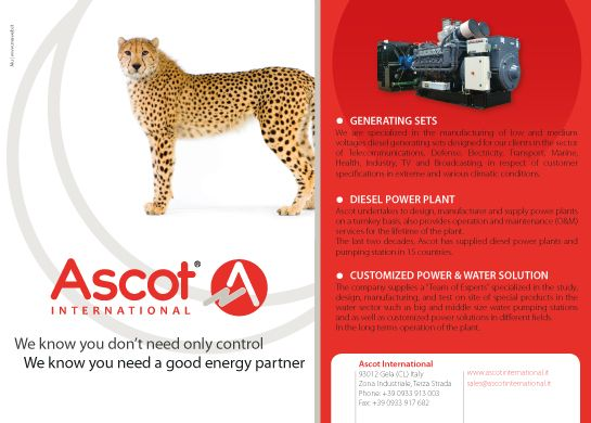 Ascot » Africa & Middle east » Adv