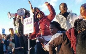 """""""What have I got to lose?"""" Hunger strikes and protests at Yarl's Wood detention centre"""