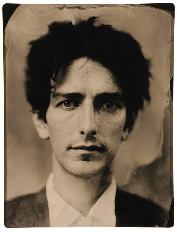 Self-portrait, Ben Cauchi