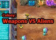 Combat: Weapons VS Aliens