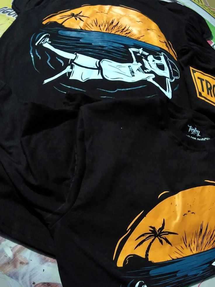 Sablon rubber, kain cotton combed , full glossy .