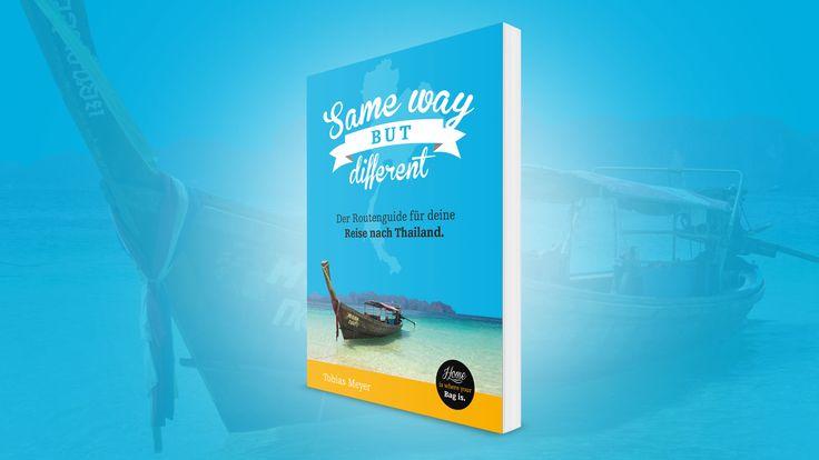 Was du von diesem Thailand eBook erwarten kannst  Dieses 196-seitige Thailand eBook ist kein typischer Reiseführer. Es hilft dir bei deiner Reiseplanung und zeigt dir deine perfekte Reiseroute für 3 bis 4 Wochen. Wenn du deine Route planen oder zum ersten Mal auf eigene Faust nach Thailand reisen