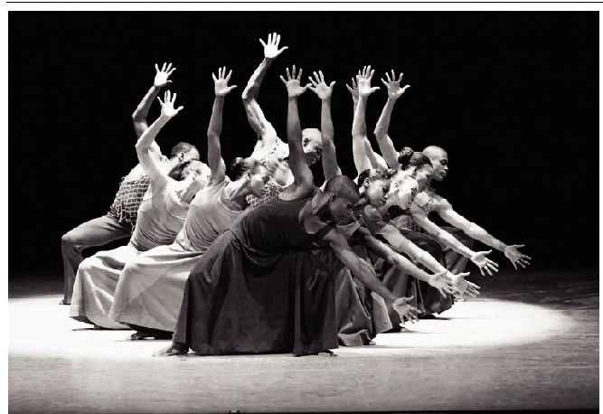 "revelations - alvin ailey essay Members of the alvin ailey american dance theater perform ""revelations"" it premiered in 1960 and will be among the ailey company's pieces during its coming engagement at the kennedy center."