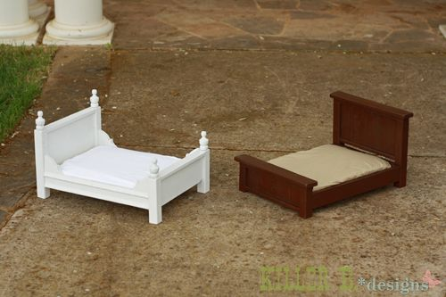 DIY Photography Prop For Baby | baby-prop-beds