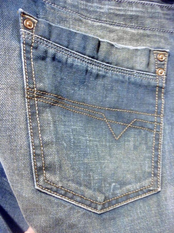 Custom Fit Jeans Men