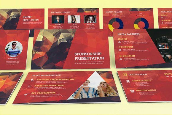 Sponsorship Presentation v2. PowerPoint Templates | PowerPoint ...