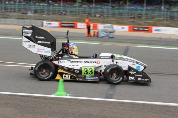 Electric Race Car Sets New World Record: 0-100 KPH In 1.513 Seconds