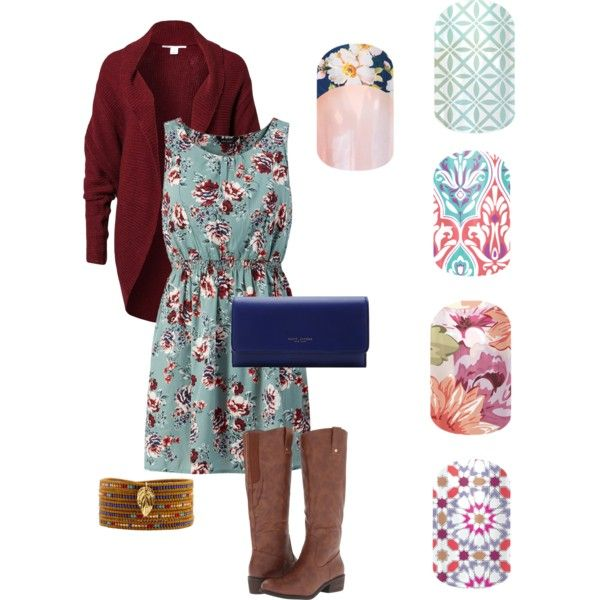 Jamberry Fall outfit
