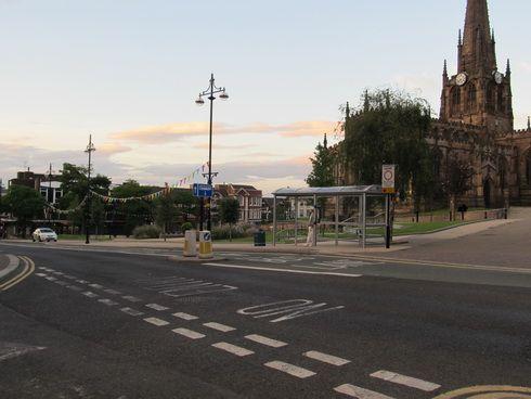All Saints Square, Rotherham