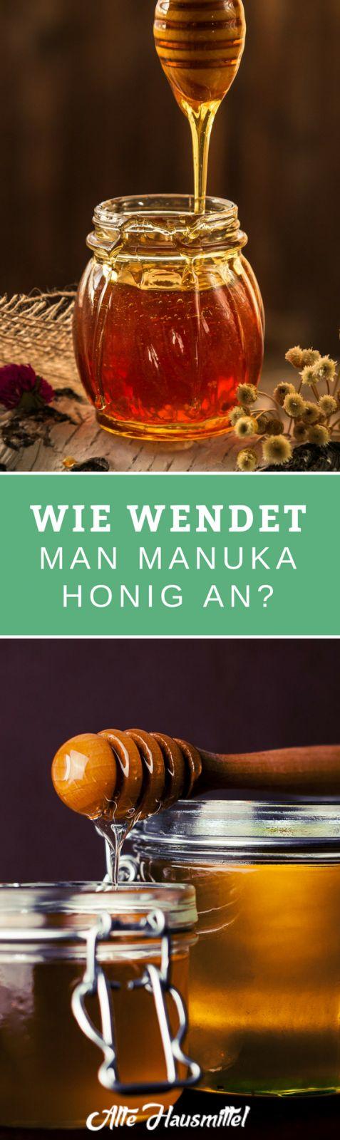 Wie wendet man Manuka Honig richtig an ✅ Was sollte man bei der Anwendung auf jeden Fall beachten ✅ Deshalb ist Manuka Honig so besonders ✅