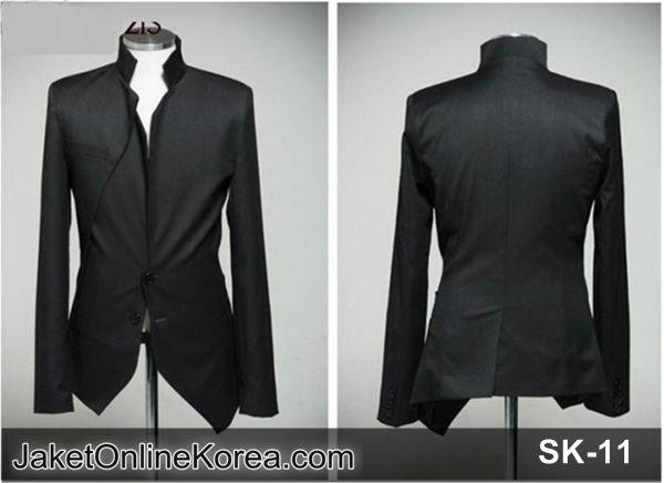 Blazer Jaket Korea SK-11