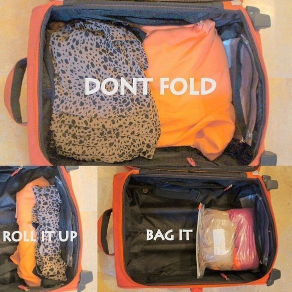 GENIUS level packing! How to pack your car for a Road Trip! Check it out here. #spon #travelhacks