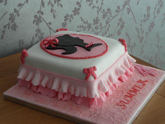 barbie cake 007 by piece of cake, iom, via Flickr