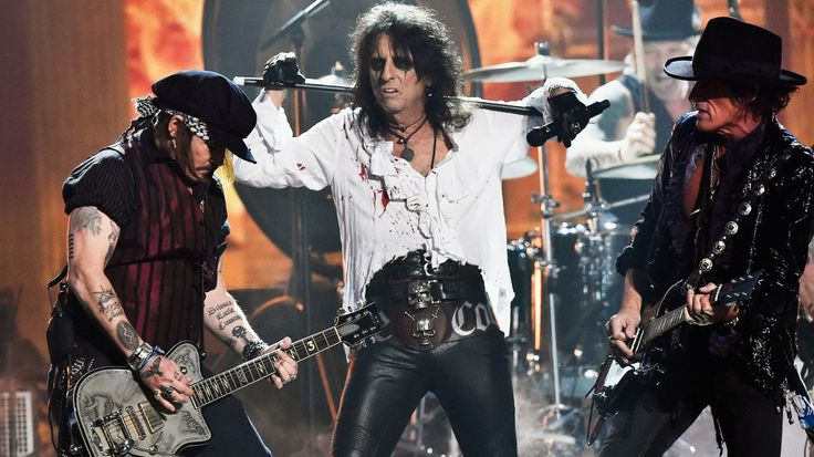 Hollywood Vampires Detail 18-Date North American Summer Tour