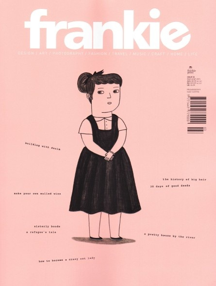 Frankie magazine. Cuuuuute.
