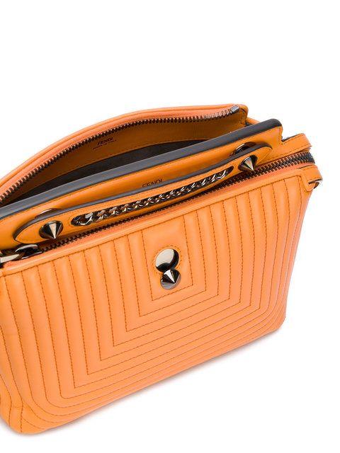 8d26264156db Fendi Dotcom Click Small Shoulder Bag - Farfetch
