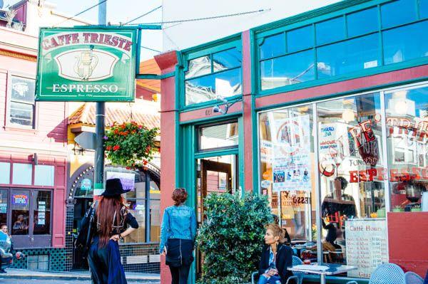 San Francisco's Best Old-School Restaurants | Cafe Trieste