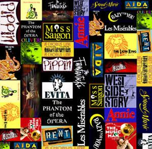 7. see at least two more broadway musicals in my lifetime- The Lion King and The Phantom of the Opera would be way cool :)
