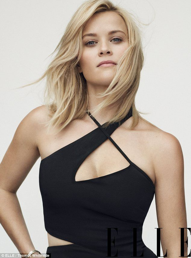Reese Witherspoon - Kicking ass in Pretty Little Lies