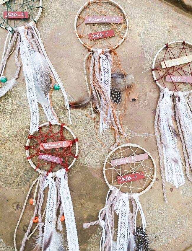 Kreative Ideen für euren Sitzplan 2016 | Hochzeitsblog - The Little Wedding Corner