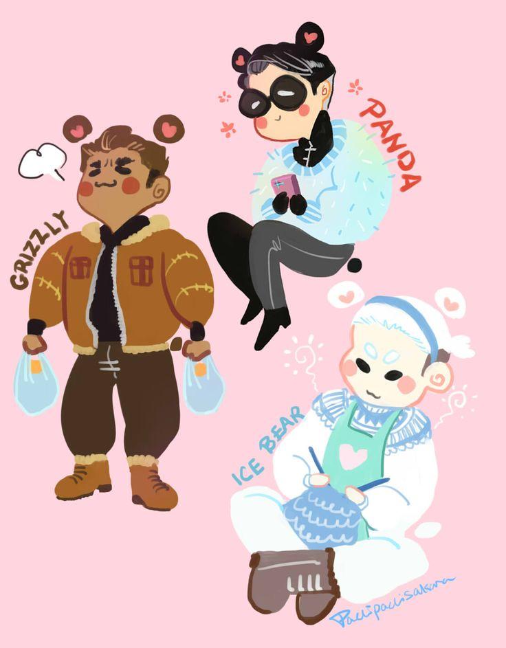 340 best We Bare Bears!!! <3 images on Pinterest | We bare bears ...