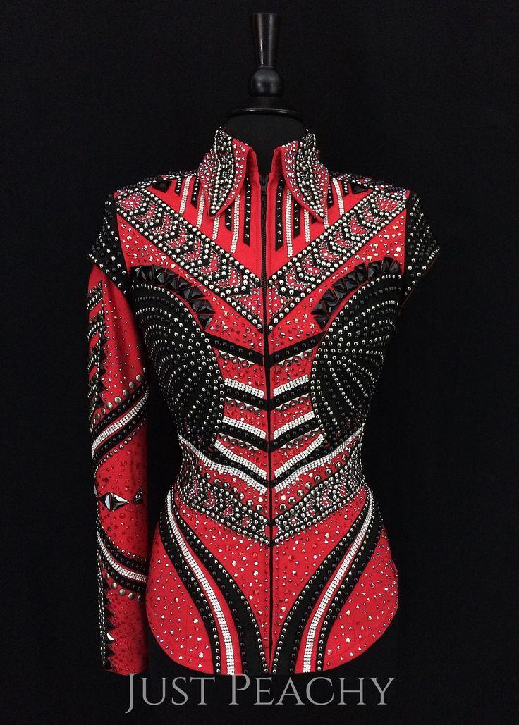 "The Pretty Little Liars ""A"" Jacket/Vest by Haute Couture ~ Ladies XS"