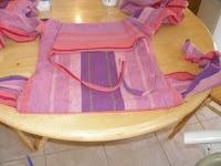 How I make a Wrap Mei Tai