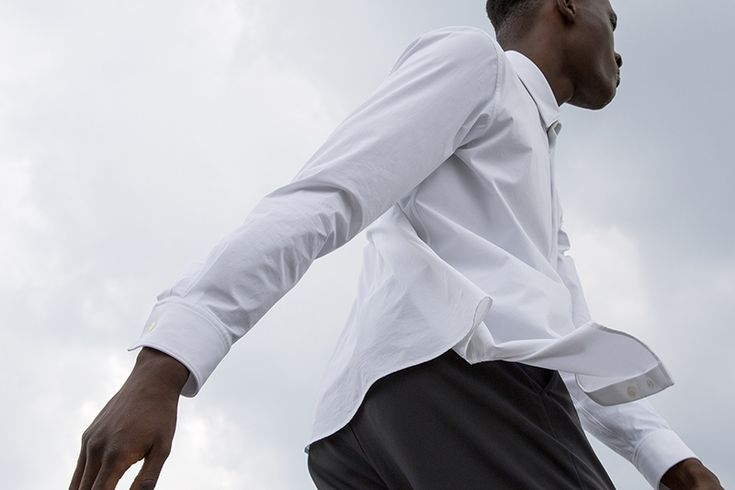 Outlier debuts their newest fabric development – Freecotton, liberation in the form of a button-up shirt. www.outlier.nyc