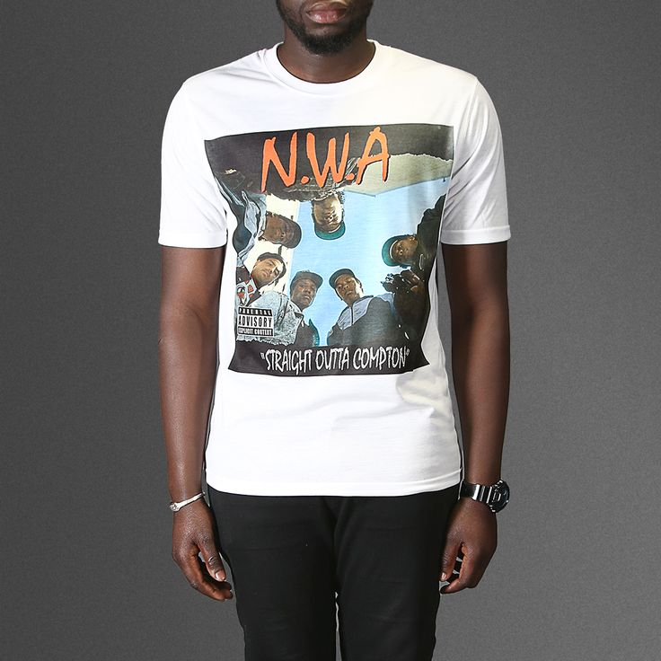 NWA Album Cover T-Shirt