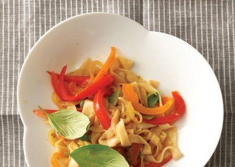 Spicy Shirataki Noodles | Vegetarian Times