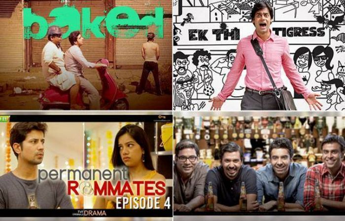Web Series Is The New Definition Of #Entertainment