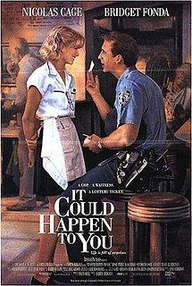 A great movie starring Nicholas Cage and Bridget Fonda....